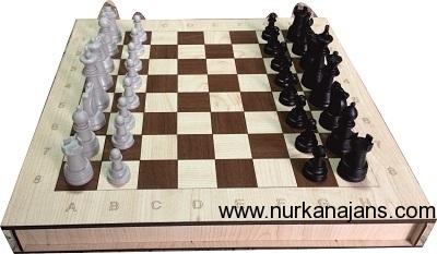 Satranç Takımı İmalatı