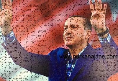 250 Parça Ahşap Puzzle