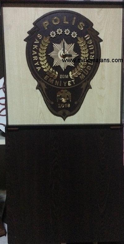 Polis Logolu Hediyeler